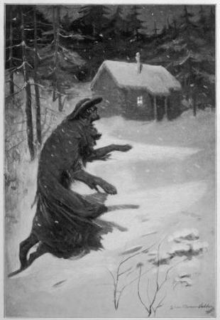 Werewolf Returning Home