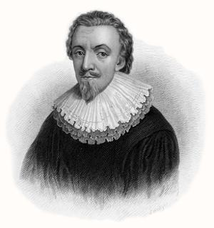 George Calvert, First Lord Baltimore by S. Hollyer