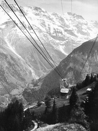 Cable Car by S. Kuhn