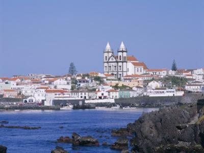 S. Mateus Da Calheta, Terceira, Azores, Portugal by G Richardson