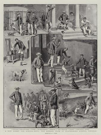 A New Hobby for School-Boys, the Kennel Club at Clayesmore School, Enfield