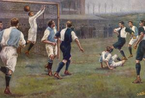 Oxford Versus Cambridge by S.t. Dadd