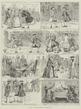 Story of an Old-Fashioned Valentine's Day by S.t. Dadd