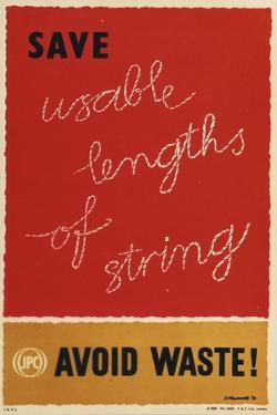 Save Lengths of String by S Woods