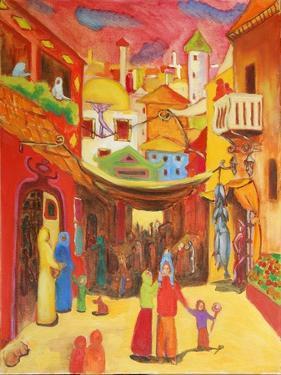 Alger, 2004 by Sabina Nedelcheva-Williams