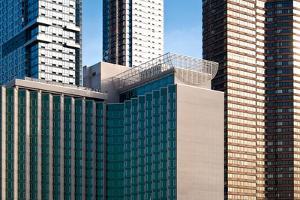Buildings in Midtown Manhattan, New York City by Sabine Jacobs