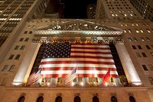 New York Stock Exchange, New York City by Sabine Jacobs