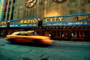 Radio City Music Hall, Manhattan, New York City by Sabine Jacobs