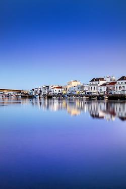 Rio Gilao, Tavira, Algarve, Portugal by Sabine Lubenow