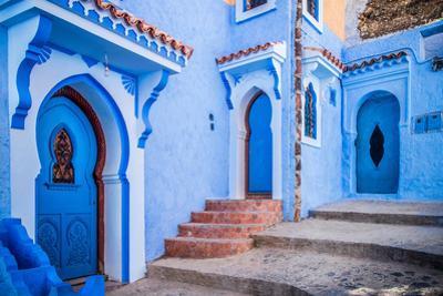 Chefchaouen, Morocco by sabino parente