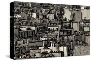 Chimneys of Paris by Sabri Irmak