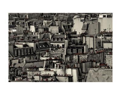 Chimneys of Paris