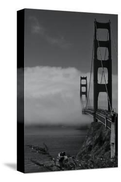 Golden Gate Fog by Sabri Irmak