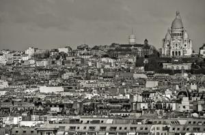 Montmartre by Sabri Irmak