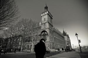 Parisian by Sabri Irmak