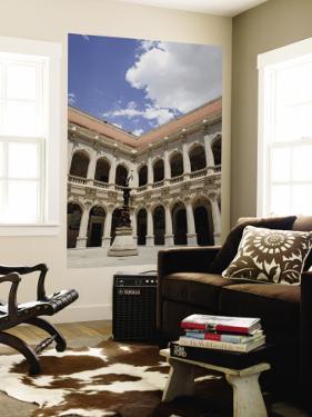 Courtyard of Palacio De Gobierno by Sabrina Dalbesio