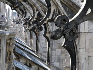 Duomo Architectural Detail by Sabrina Dalbesio