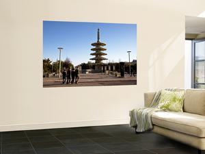 Peace Pagoda in Japantown by Sabrina Dalbesio