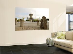 Peace Pagoda by Sabrina Dalbesio