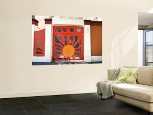 Sun Gate on Valencia Street Near 16th Street by Sabrina Dalbesio