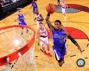 Sacramento Kings Ben McLemore 2013-14 Action