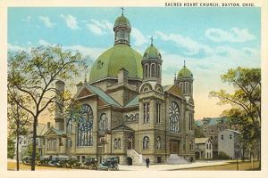 Sacred Heart Church, Dayton
