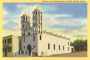 Sacred Heart Church, Tijuana