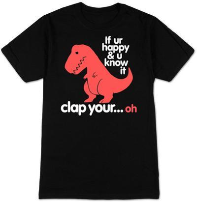 Sad T-Rex (slim fit)