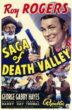 Saga of Death Valley, 1939