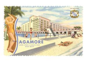 Sagamore Hotel, Miami Beach, Florida