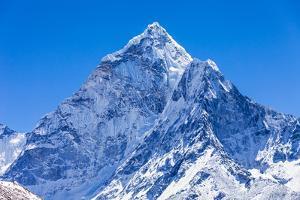 Ama Dablam, Himalaya by saiko3p