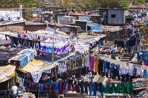 Dhobi Ghat, Mumbai by saiko3p