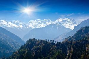 Himalayas Landscape, Nepal by saiko3p