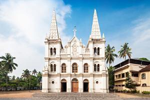 Santa Cruz Basilica by saiko3p