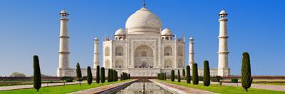 Taj Mahal, Agra by saiko3p