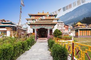 Tibetan Monastery by saiko3p