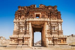 Vijayanagara Hindu Temple by saiko3p