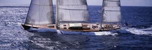 Sailboat in the Sea, Antigua