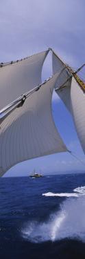 Sailboat's Mast