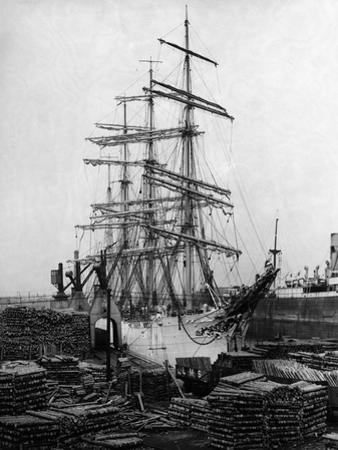 Sailing Ship S.S. Viking