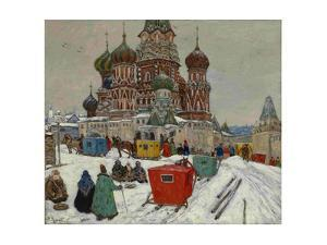 Saint Basil's Cathedral, 1939
