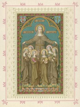 Saint Clare and Sisters