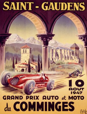 Saint Gaudens Grand Prix du Comminges