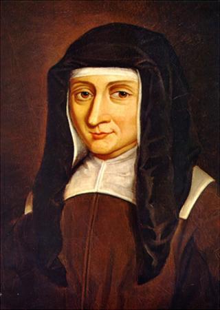 Saint Louise De Marillac (1591-166)