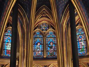 Sainte Chapelle, Paris, France Paris France
