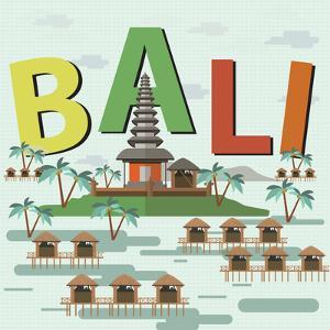 Bali Indonesia by Sajja