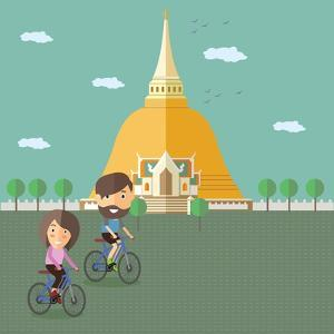 Travel in Thailand by Sajja