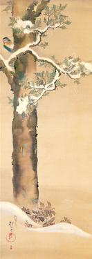 December by Sakai Hoitsu