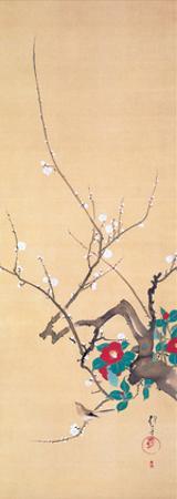 January by Sakai Hoitsu