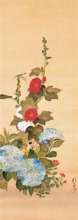 June by Sakai Hoitsu